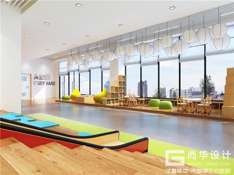 幼儿园空间设计中艺术软装饰的重要性